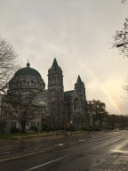 Cathedral After the Rain